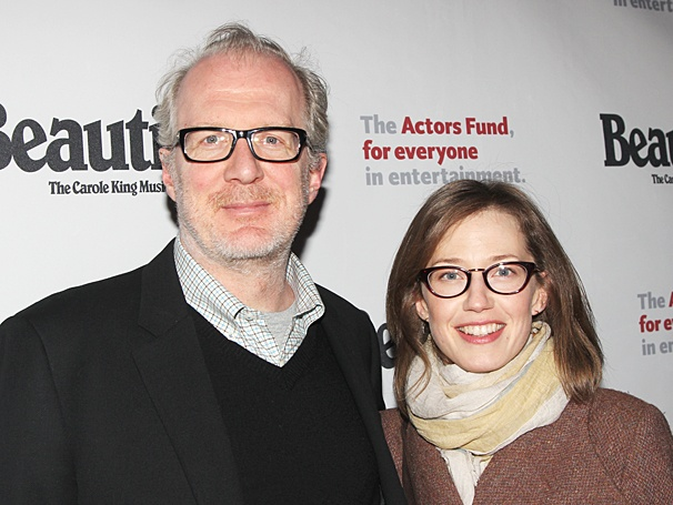 Beautiful - Actors Fund Performance - OP - 4/14 - Tracy Letts - Carrie Coon
