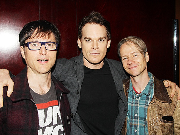 Broadway photo 2 of 6 photos michael c hall goes glam with hedwig and the angry inch meet and greet 1014 stephen trask m4hsunfo