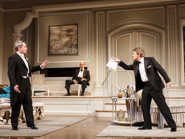 It's Only A Play - Show Photos - 1/15 - Matthew Broderick - F. Murray Abraham - Martin Short