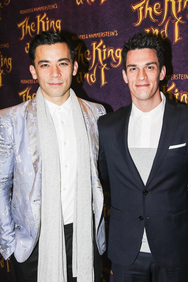 The King And I Opening 415 Conrad Ricamora Preston Sadleir on rodgers and hammerstein