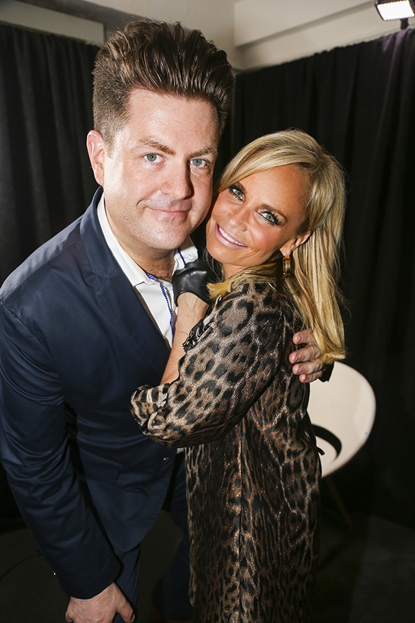 Tony Nominees - Brunch - 4/15 - Paul Wontorek - Kristin Chenoweth