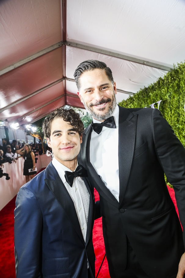 The Tony Awards - 6/16 - Darren Criss - Joe Manganiello