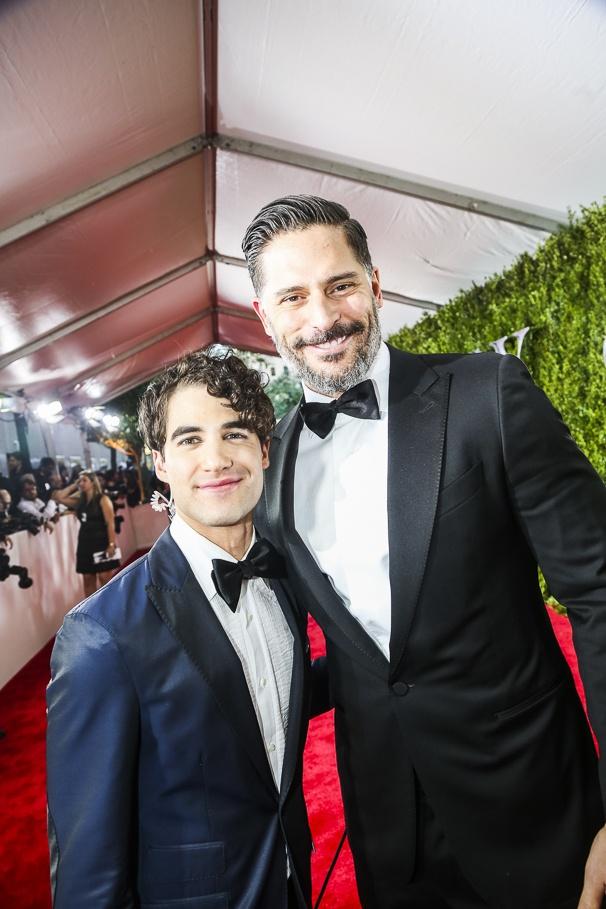 The Tony Awards - 6/16 - Darren Criss - Joe Manganiello
