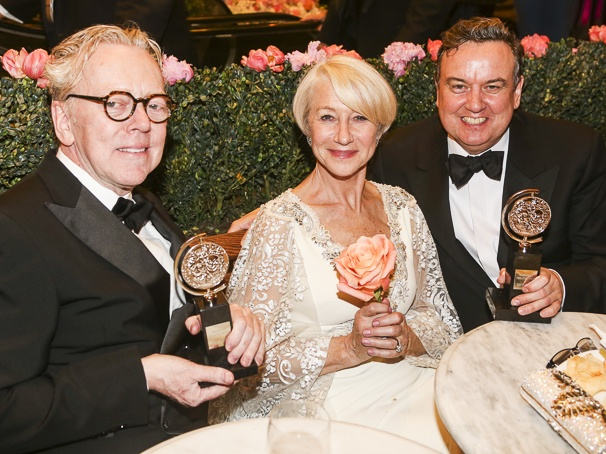 The Tony Awards - 6/16 - Bob Crowley - Helen Mirren - Richard McCabe