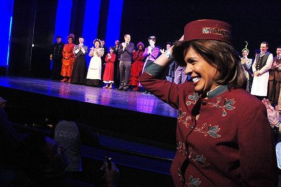 Kathie Lee Gifford and Hoda Kotb Moonlight at Mary Poppins – Hoda Kotb