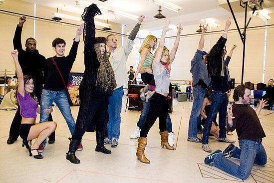 Rock of Ages Meet and Greet – Cast