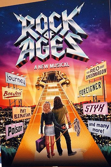 Rock of Ages Meet and Greet – Mood