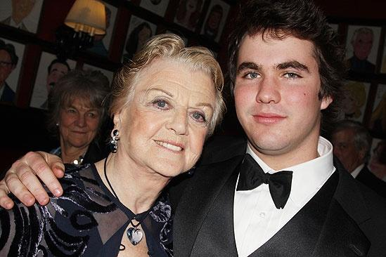 Blithe Spirit Opening Night – Angela Lansbury