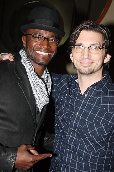West Side Story opening – Taye Diggs – Andrew Palermo