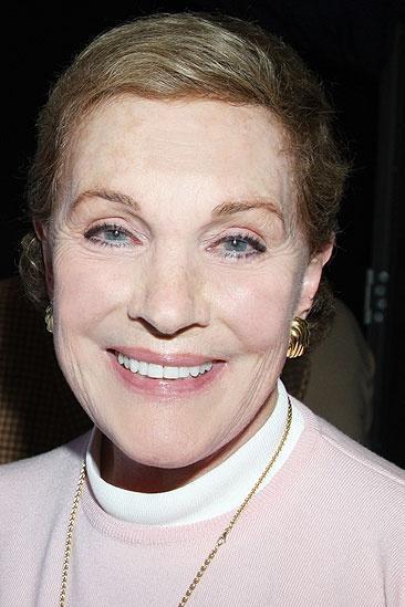 Julie Andrews at Blithe Spirit – Julie Andrews