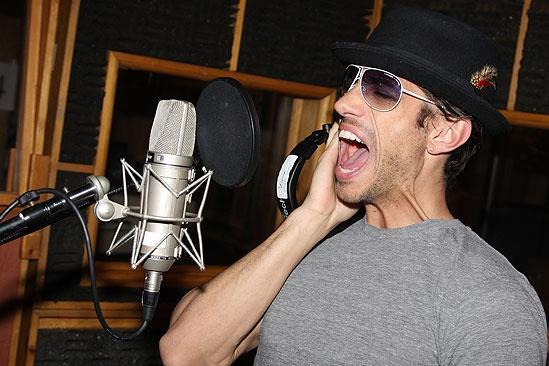 Rock of Ages Cast Recording – James Carpinello