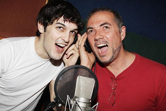 Rock of Ages Cast Recording – Wesley Taylor – Paul Schoeffler