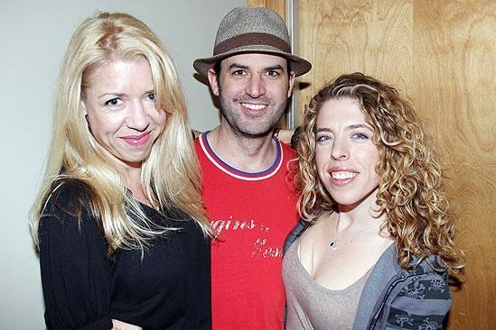 Rock of Ages Cast Recording – Kelly Devine – Chris D'Arienzo – Kristin Hanggi