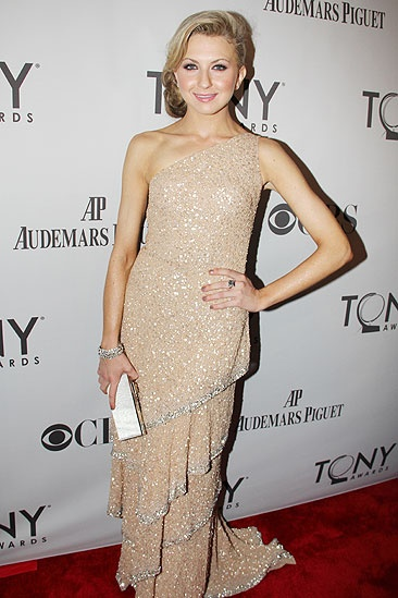 2011 Tony Awards Red Carpet – Nina Arianda