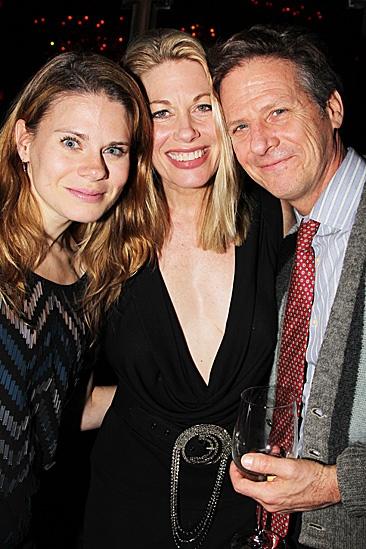 Carrie- Celia Keenan-Bolger, Marin Mazzie and Martin Moran