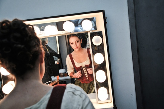 Cinderella at Macy's Parade -Laura Osnes