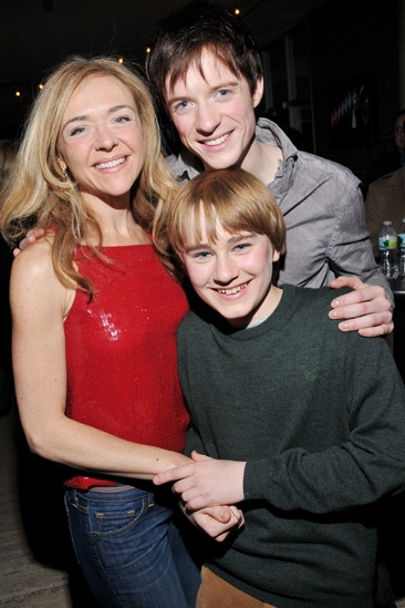 Pippin at ART – Opening Night – Rachel Bay Jones – Andrew Cekala - Matthew James Thomas