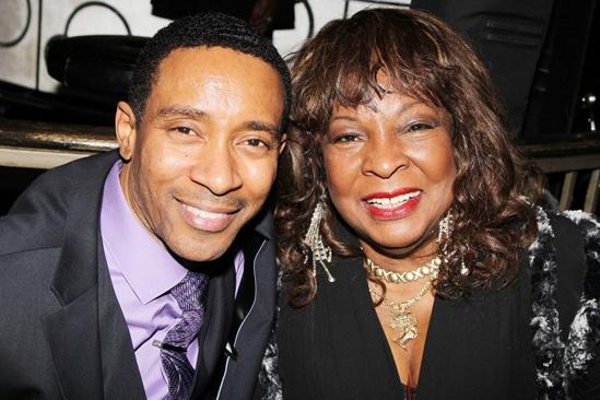 'Motown' Family Night — Charles Randolph Wright — Martha Reeves