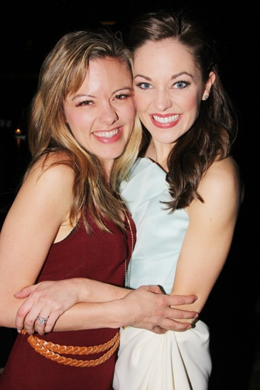 2013 Audience Choice Awards- Kate Rockwell- Laura Osnes
