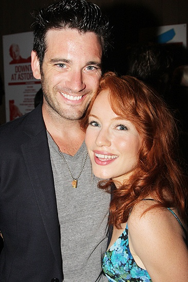 'Love's Labour's Lost' Opening — Colin Donnell — Maria Thayer
