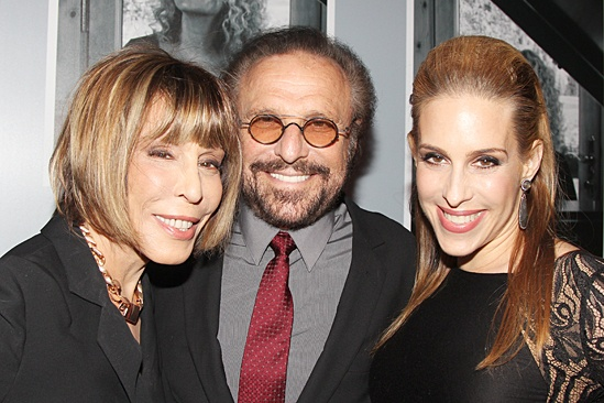 <I> Beautiful: The Carole King Musical</I>: Opening - Cynthia Weil - Barry Mann - Jenn Berman