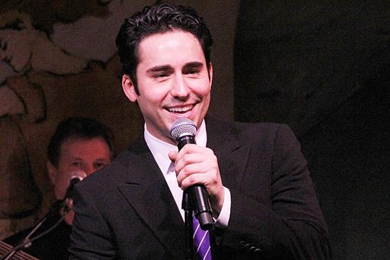 John Lloyd Young Broadway