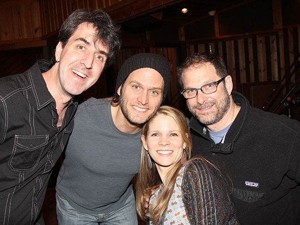 The Bridges of Madison County - Cast Recording - OP - 3/14 - Jason Robert Brown - Steven Pasquale - Kelli O'Hara - Kurt Deutsch