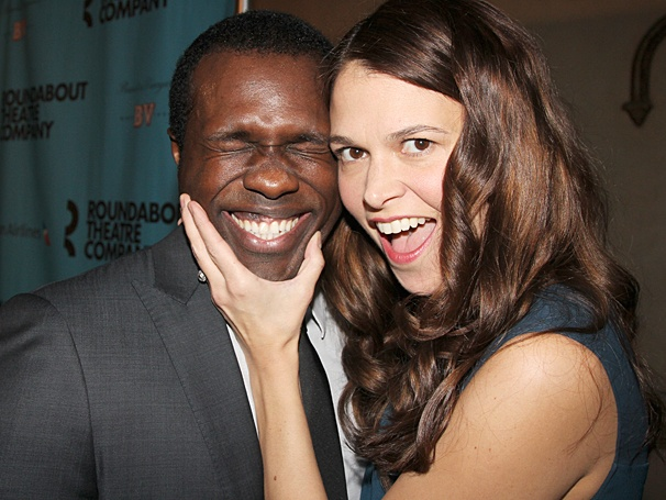 Roundabout Gala - Sam Mendes - OP - 3/14 - Sutton Foster - Joshua Henry