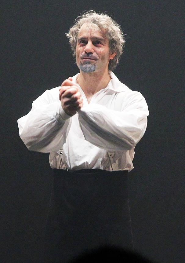 Les Miserables - Opening - OP - 3/14 - Ramin Karimloo