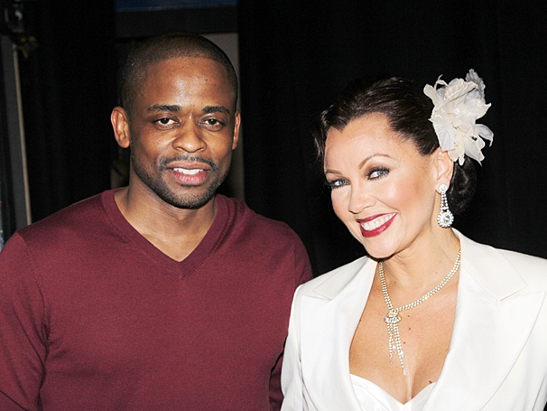 Dule Hill - Vanessa Williams