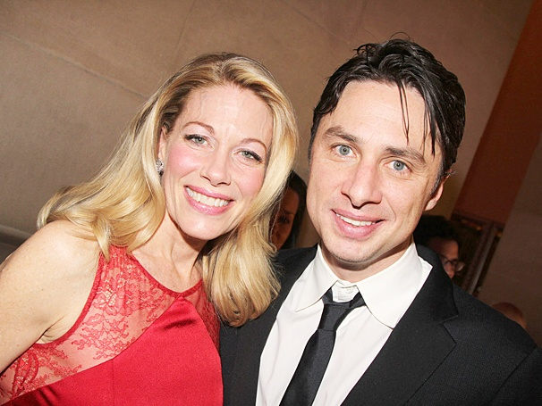 Bullets Over Broadway Opening Op   Marin Mazzie Zach