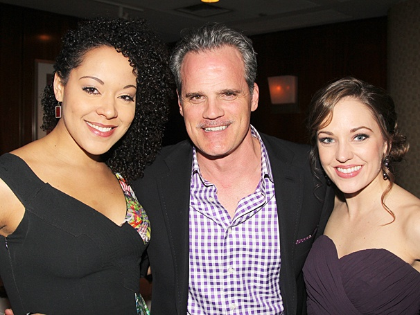 Violet - Opening - OP - 4/14 - Lilli Cooper - Michael Park - Laura Osnes