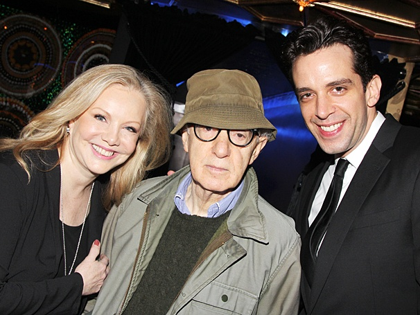 Meet the Nominees – OP – 4/14 –  Susan Stroman - Woody Allen - Nick Cordero