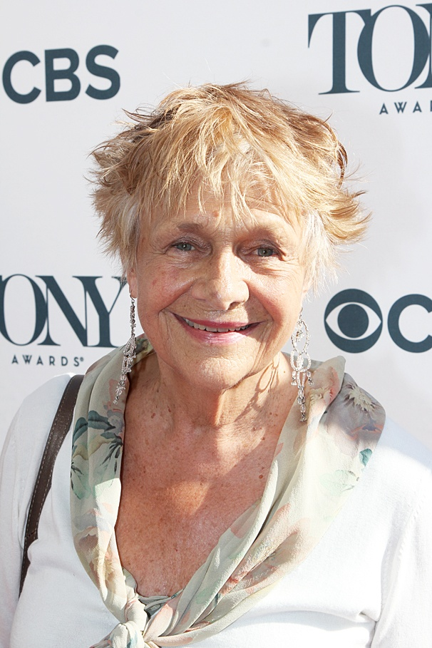 Tony Honors - Op - 6/14 - Estelle Parsons