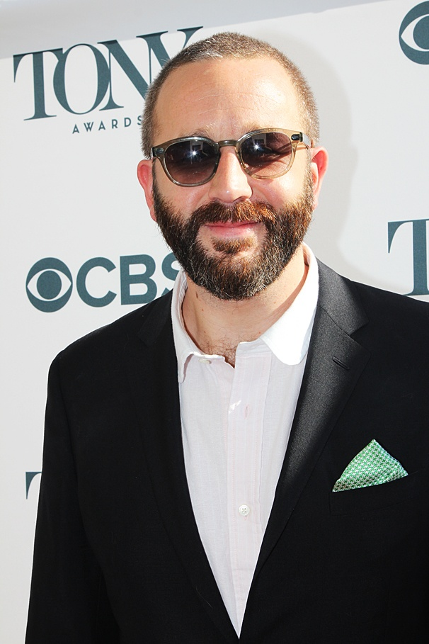 Tony Honors - Op - 6/14 - Chris O'Dowd