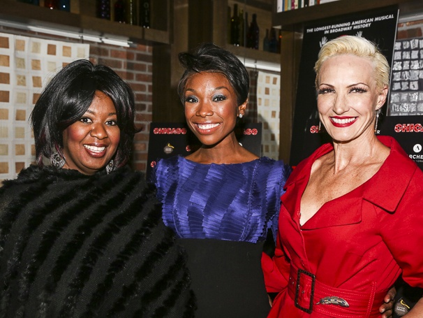 Chicago - Brandy Norwood - Opening - 4/15 - NaTasha Yvette Williams - Amra-Faye Wright