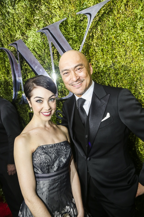 The Tony Awards - 6/15 - Leanne Cope - Ken Watanabe