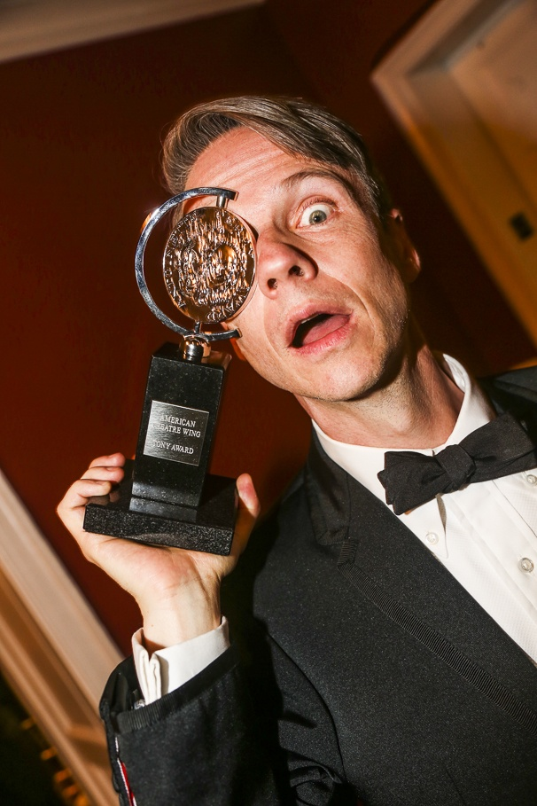 The Tony Awards - 6/16 - John Cameron Mitchell