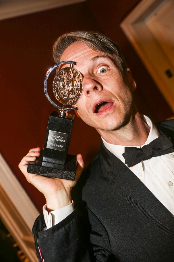 The Tony Awards - 6/16 - John Cameron Mitchell