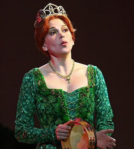 Shrek the Musical - Show Photos - Sutton Foster