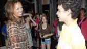 Vanessa Williams at Billy Elliot - Vanessa Williams - David Alvarez (talking)