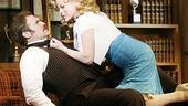 9 to 5 - Show Photo - Marc Kudisch - Megan Hilty (couch)