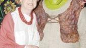Angela Lansbury at Shrek - Angela Lansbury - Brian d'Arcy James