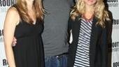After Miss Julie Meet and Greet - Marin Ireland - Jonny Lee Miller - Sienna Miller