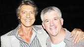 Tommy Tune Visits Billy Elliot - Tommy Tune - Gregory Jbara