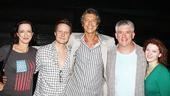 Tommy Tune Visits Billy Elliot - Tommy Tune - Haydn Gwynne - Will Chase - Gregory Jbara - Kerry O'Malley