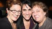 The Retributionists Opening Night – Lisa Kron – Leigh Silverman – Jayne Houdyshell