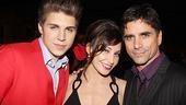 Bye Bye Birdie Opening Night - Nolan Gerard Funk - Gina Gershon - John Stamos