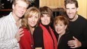 Mamma Mia eighth anniversary – David Andrew MacDonald - Judy McLane - Beth Leavel - Allison Briner - Patrick Boll