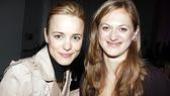 After Miss Julie Opening - Rachel McAdams - Marin Ireland